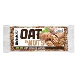 BioTech USA Oats & Nuts Riegel 70g