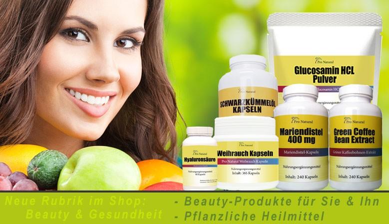 Beauty und Gesundheit