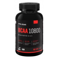 Body Attack BCAA 10800 - 120 Caps