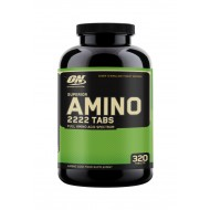 Optimum Nutrition - Superior Amino 2222 - 320 Tabletten