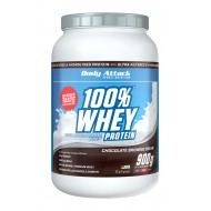 Body Attack 100% Whey Protein 900g