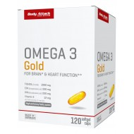 Body Attack Omega 3 Gold