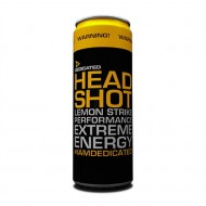 Dedicated Headshot