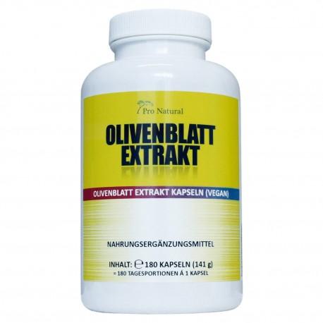Pro Natural Olivenblatt Extrakt