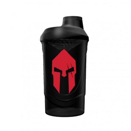 Gods Rage Spartan Rage Wave Shaker Black/Red 600 ml