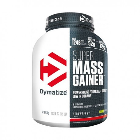 DYMATIZE Super Mass Gainer 2943 g