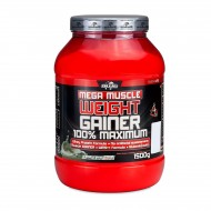 BWG Mega Muscle Weight Gainer - 1,5 kg