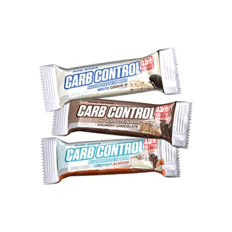 Body Attack Carb Control - 40g