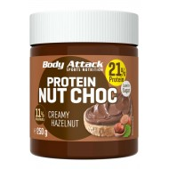 Body Attack Protein Nut Choc - 250 g