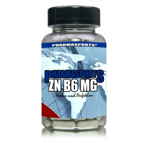 Pharmasports ZN B6 MG