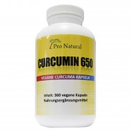 Pro Natural Curcumin 650