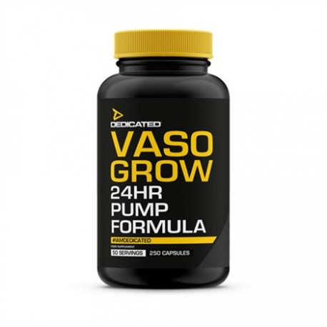 Dedicated Vaso Grow - 250 Kapseln