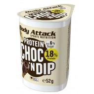 Body Attack Protein Choc´N Dip - 52g