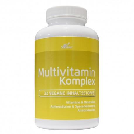 Steiner Multivitamin Komplex - 365 Tabletten
