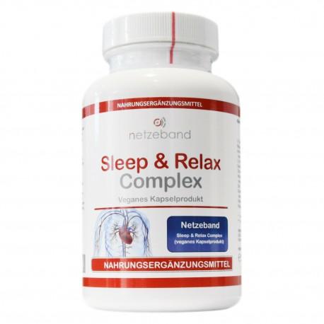 Netzeband Sleep & Relax Complex - 120 Kapseln