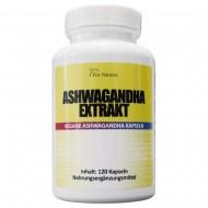 Pro Natural Ashwagandha Extrakt - 120 Kapseln