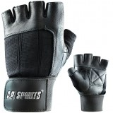 C.P. Sports Bandagen-Handschuh Leder