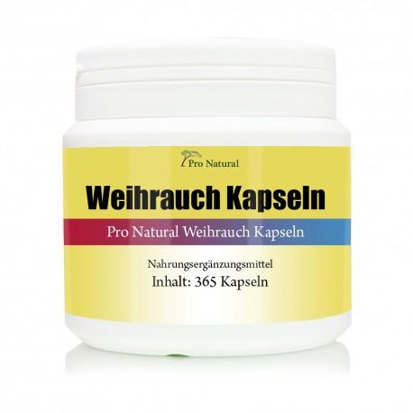 Pro Natural Weihrauch Kapseln