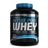 BioTechUSA Nitro Pure Whey 2270g