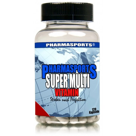 Pharmasports Super Multi Vitamin