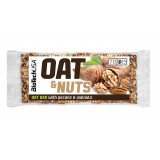 BioTech USA Oats & Nuts Riegel 70g