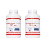 2 x Netzeband Mariendistel Extrakt 525 mg