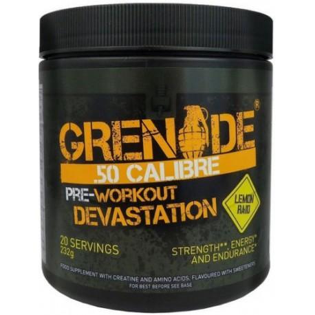 Grenade .50 Calibre