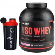 Body Attack Extreme Iso Whey 1,8 kg
