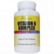 Pro Natural Vitamin B Komplex