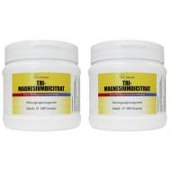2 x Pro Natural Tri-Magnesiumdicitrat 500g