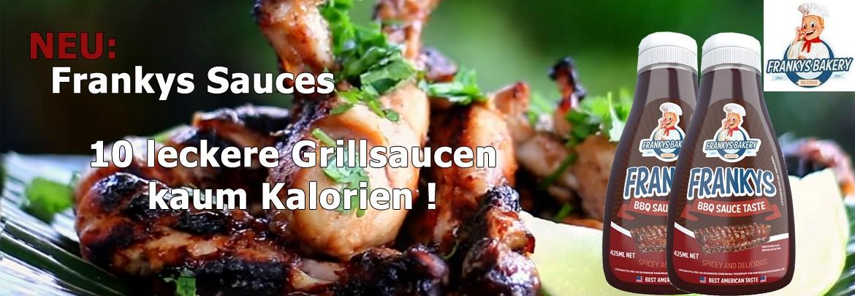 Frankys Sauces - leckere Grillsaucen