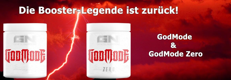 GodMode Booster - die Legende ist zurück!
